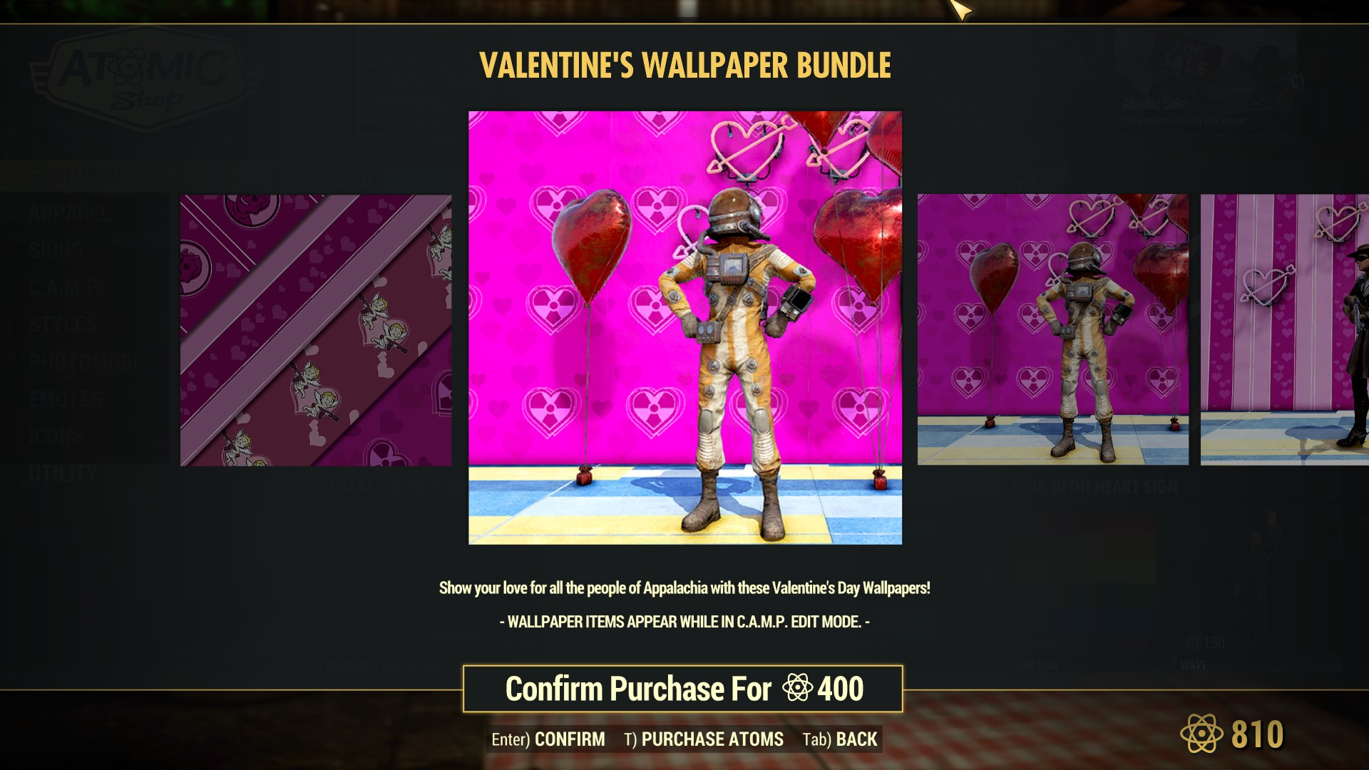 Valentine's Wallpaper Bundle