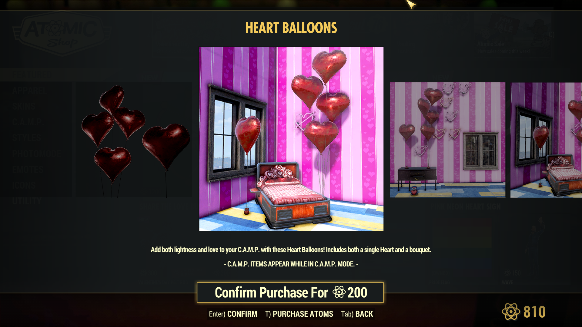 Heart Balloons (SO GETTING THESE)